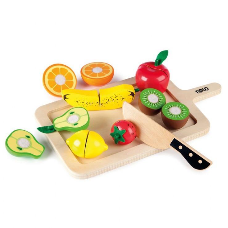 Zestaw do krojenia owoców Tidlo