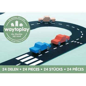 Waytoplay droga do układania 24 el. Highway