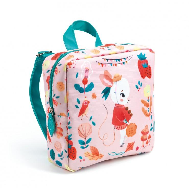Plecak dziecięcy Myszka Djeco
