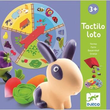 Gra edukacyjna Lotto farma Djeco