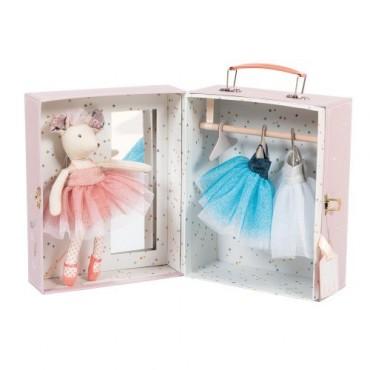 Myszka Ballerina w garderobie Moulin Roty
