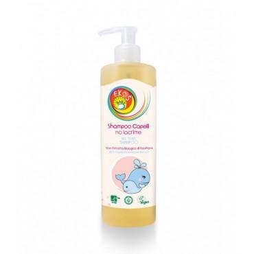 Delikatny szampon dla dzieci i niemowląt NO TEARS 400 ml Ekos Baby