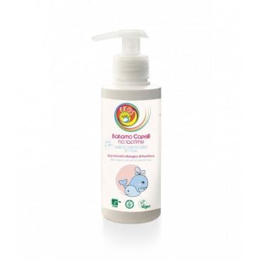Odżywka do włosów dla dzieci i niemowląt NO TEARS 200 ml Ekos Baby