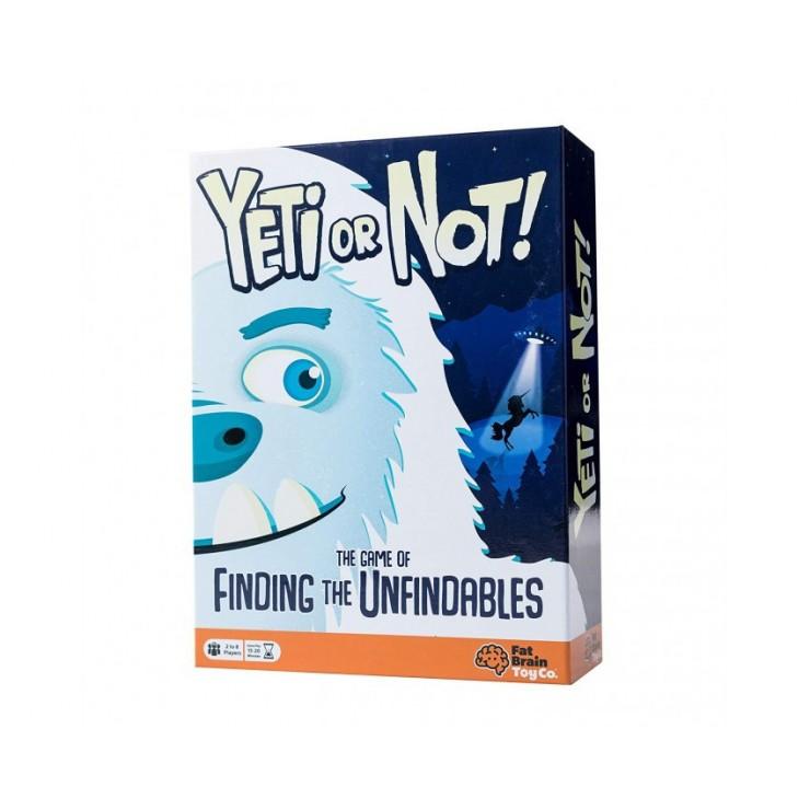 Gra Yeti czy Nie Fat Brain Toys