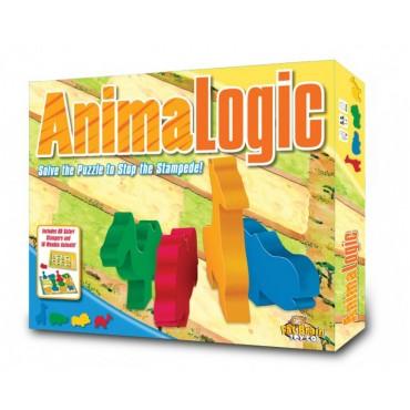 Gra Zwierzęca Logika Fat Brain Toys