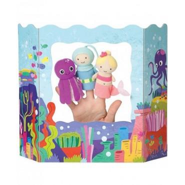 Teatrzyk stolikowy Podwodny świat Manhattan Toy