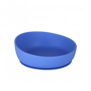 Miseczka-Talerzyk Doidy Bowl z przyssawką - niebieski