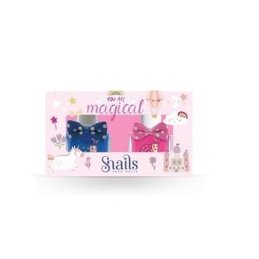 Zestaw 2 lakierów You Are Magical Snails