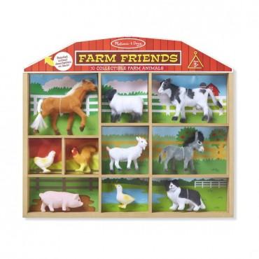 Figurki zwierząt- przyjaciele z Farmy Melissa&Doug