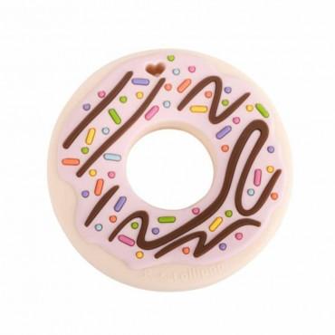 Gryzak silikonowy Pink Donut Loulou LOLLIPOP