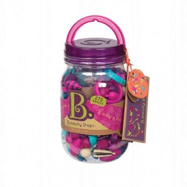 B.eauty Pops – zestaw do tworzenia biżuterii – 275 elem. B.Toys