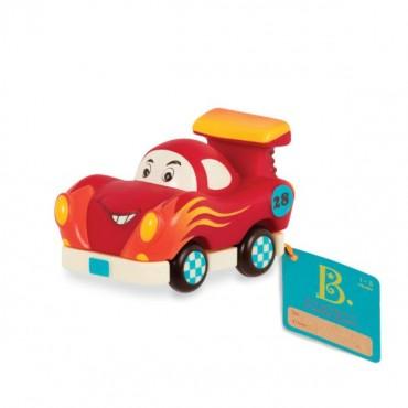 Mini Wheeee-ls! – mini autko z napędem Wyścigówka B.Toys