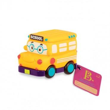 Mini Wheeee-ls! – mini autko z napędem Autobus B.Toys
