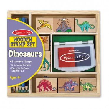Pieczątki Dinozaury Melissa&Doug