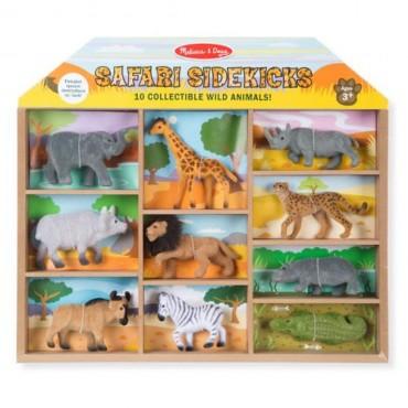 Figurki zwierząt- Safari Melissa&Doug