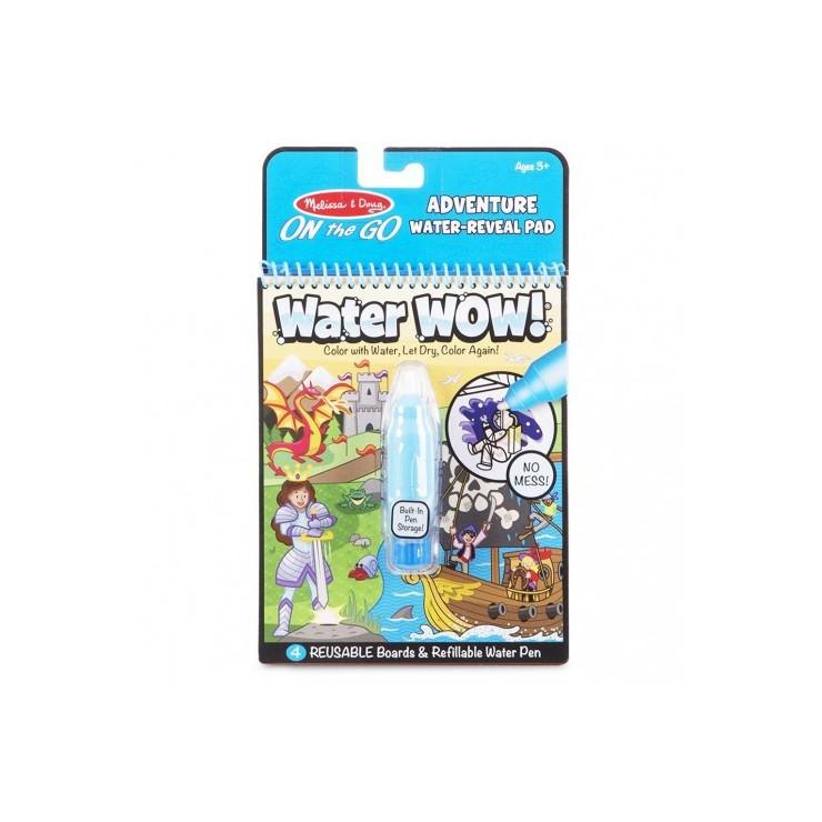 Water Wow! - Przygody Melissa&Doug