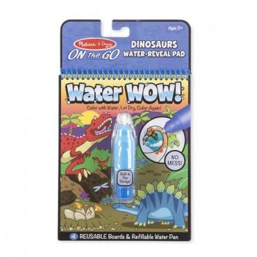 Water Wow! Dinozaury Melissa&Doug - produkt z defektem!