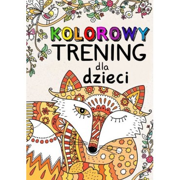 Kolorowy trening dla dzieci