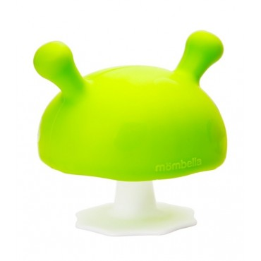 Gryzak Uspokajający Mushroom Green Mombella