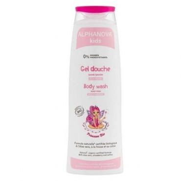 Alphanova Princesse Żel do mycia ciała dla dziewczynek 250ml