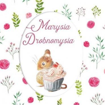 Marysia Drobnomysia  Wydawnictwo Olesiejuk