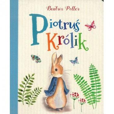 Piotruś Królik Wydawnictwo Olesiejuk
