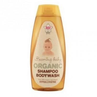 Beaming Baby Hypoalergiczny Żel do mycia ciała i włosów