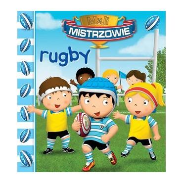 Mali Mistrzowie rugby Wydawnictwo Olesiejuk