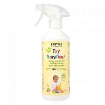 Dziecięcy Spray Dezynfekujący do Mycia Zabawek Bentley Organic