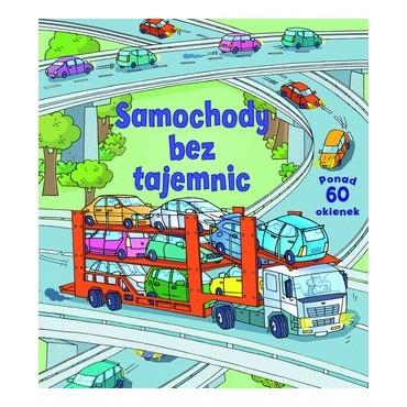 Samochody bez Tajemnic Wydawnictwo Olesiejuk