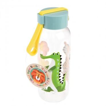 Mała butelka na wodę Kolorowe Zwierzaki, Rex London