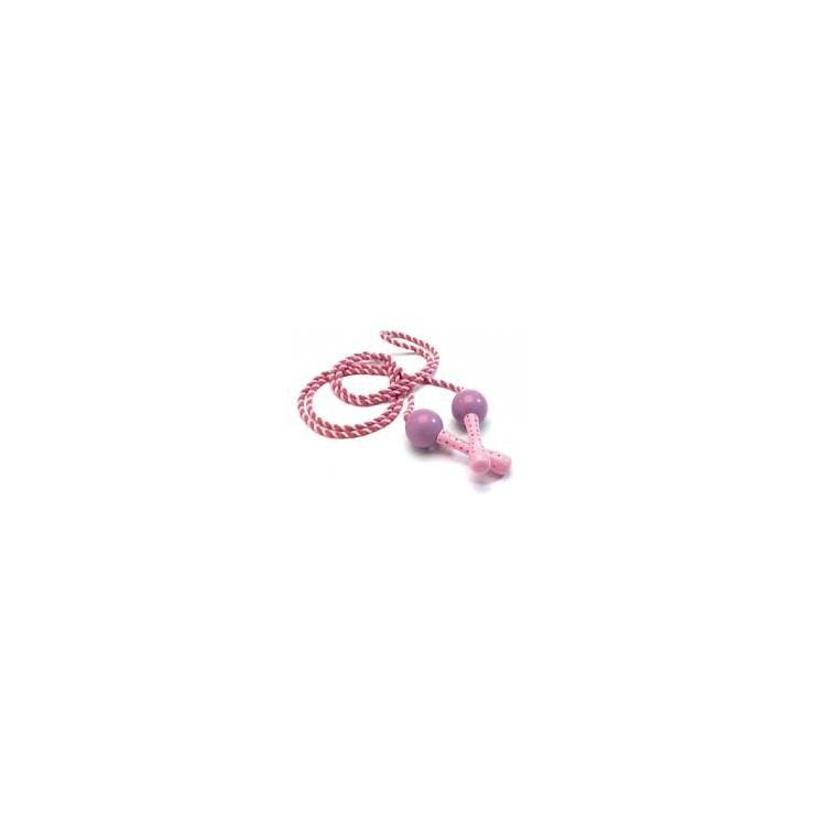 Różowa skakanka Djeco