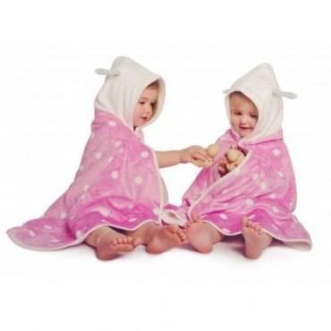 Cuddledry Dziecięcy Bambusowy Ręcznik Biedronka