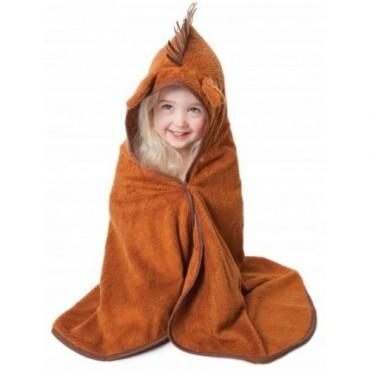 Cuddledry Dziecięcy Bambusowy Ręcznik Konik Cuddlepony