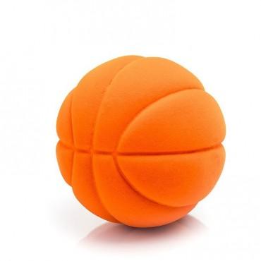 Piłka koszykówka sensoryczna pomarańczowa Rubbabu