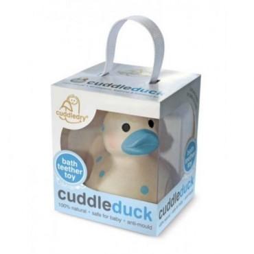 Cuddleduck Kaczuszka Kąpielowa - Niebieska