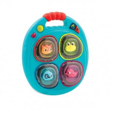 Catch-a-Sound – pamięciowa gra muzyczna B.toys