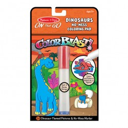 On the Go Colorblast Dinozaury Melissa&Doug