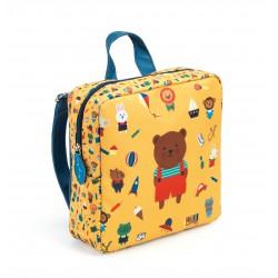 Plecak dziecięcy Niedźwiadek Djeco