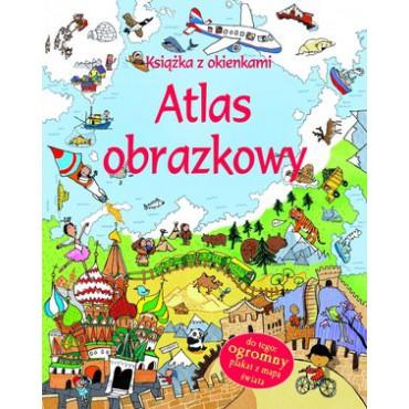Atlas obrazkowy. Książka z...