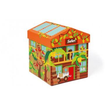 Domek Safari 2 w 1 Scratch