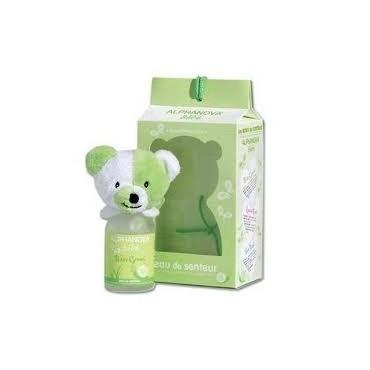 Alphanova Bebe Hypoallergiczna Woda Zapachowa Zielony Miś