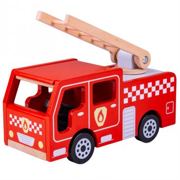 Wóz strażacki JT131 BigJigs