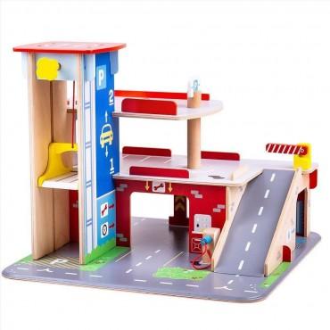Garaż Park&Play JT153 BigJigs