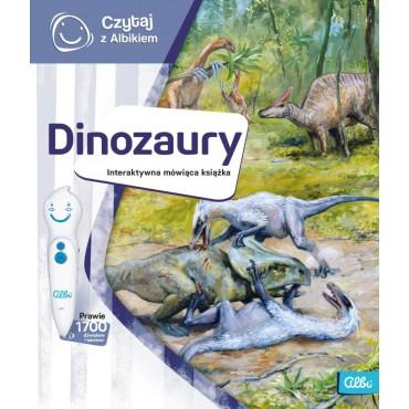 Czytaj z Albikiem. Dinozaury
