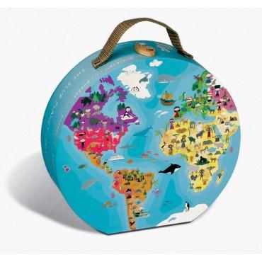 Puzzle w walizce dwustronne...