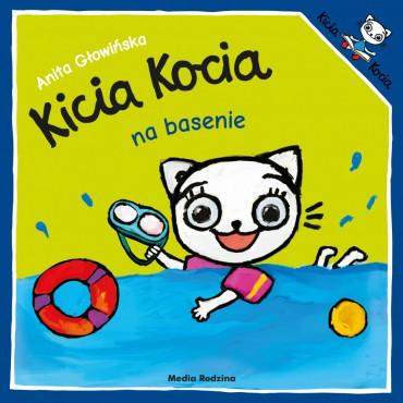 Kicia Kocia. Na basenie...