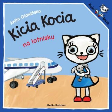 Kicia Kocia. Na lotnisku...