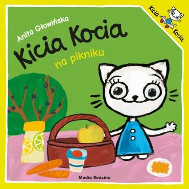 Kicia Kocia. Na pikniku...