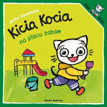 Kicia Kocia. Na placu zabaw...